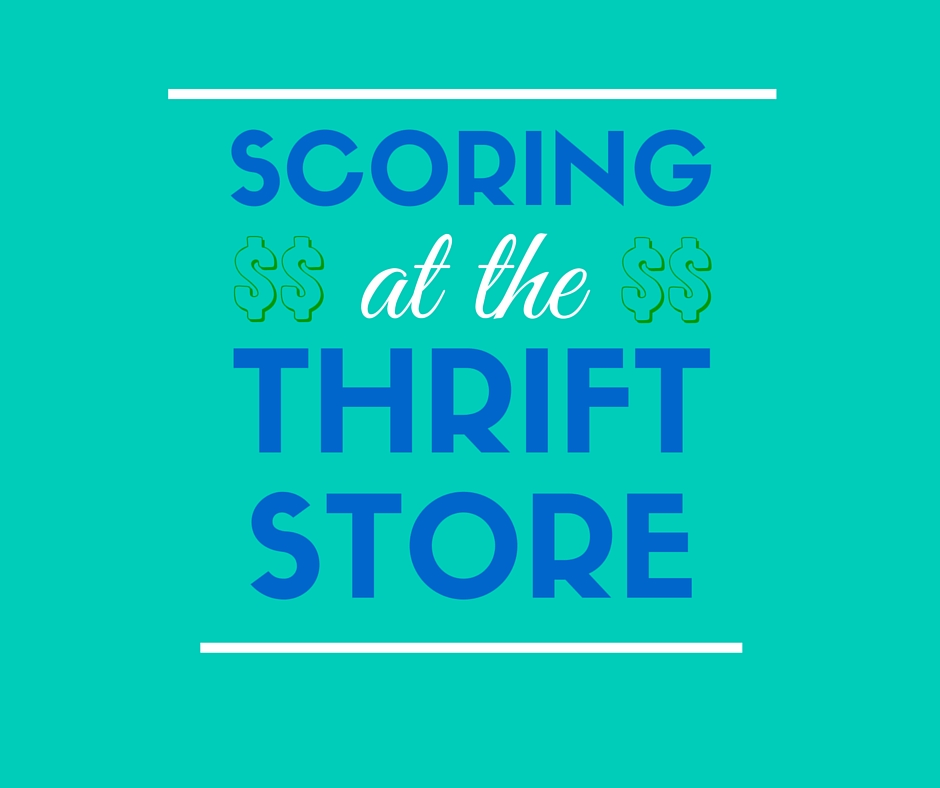 Scoring at the Thrift Store (5)