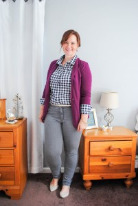 blue-gingham-gray-jeans-purple-heels-www.justjacq.com-@thejustjacq-3