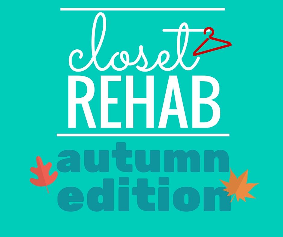 closet rehab autumn