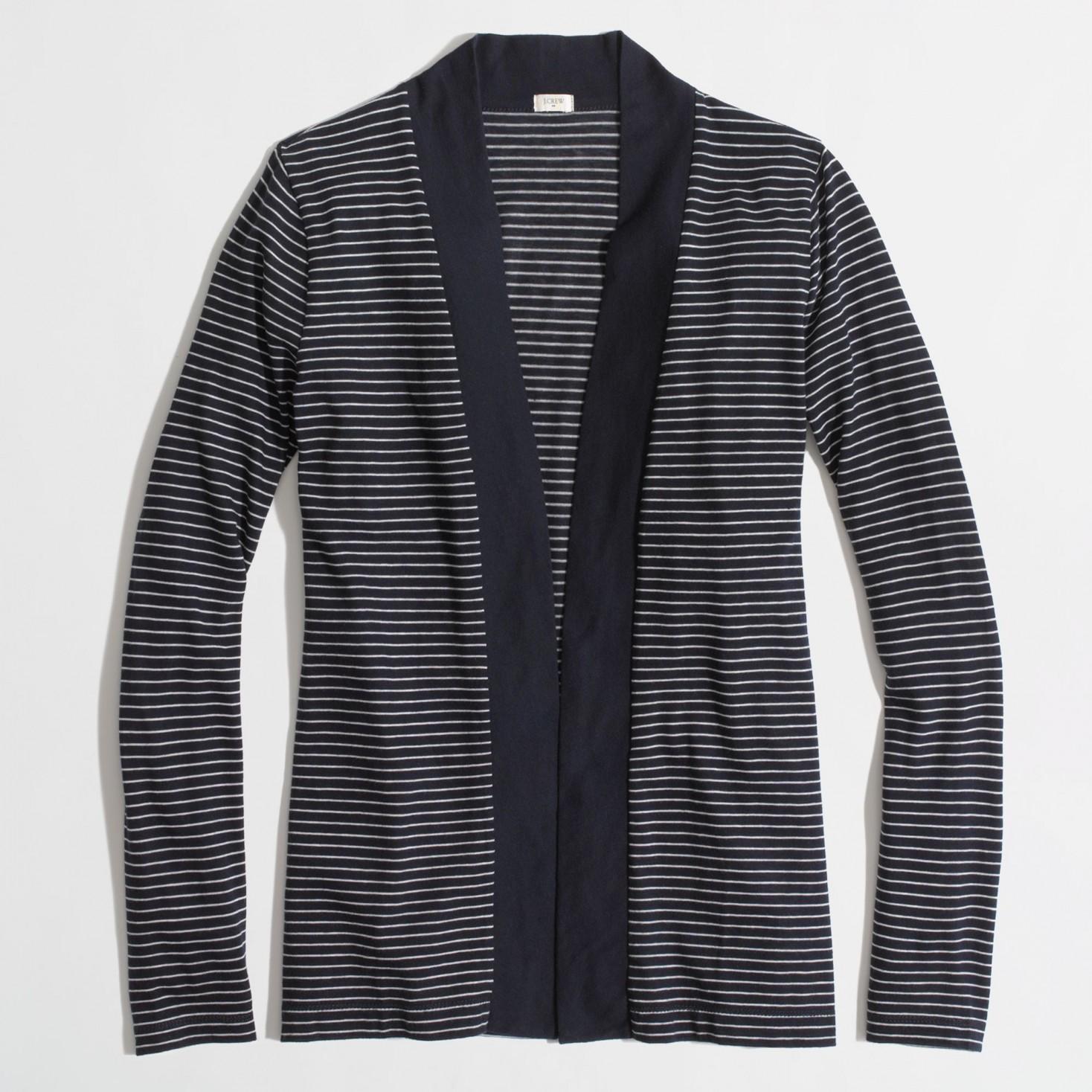 stripe-always-cardigan