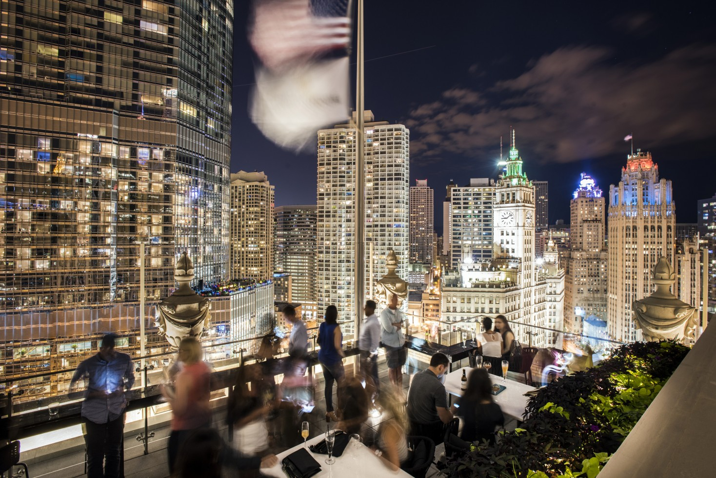 LH Rooftop Chicago